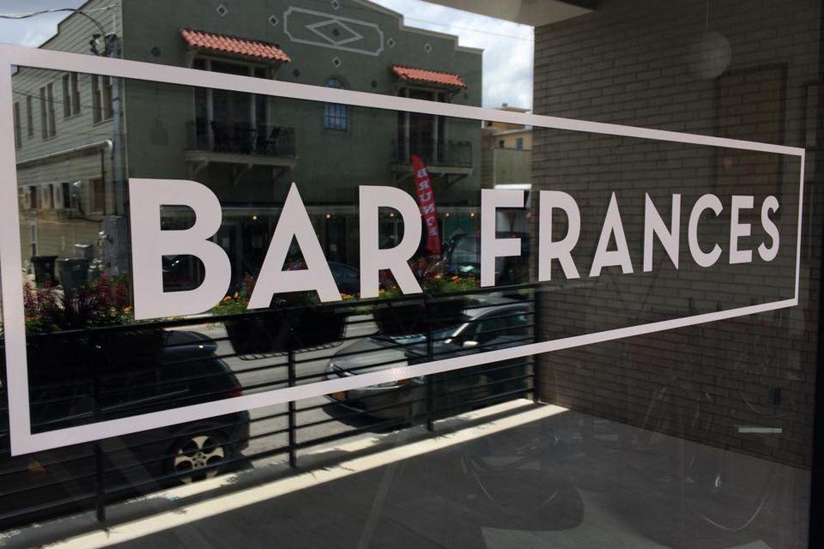 Bar Frances